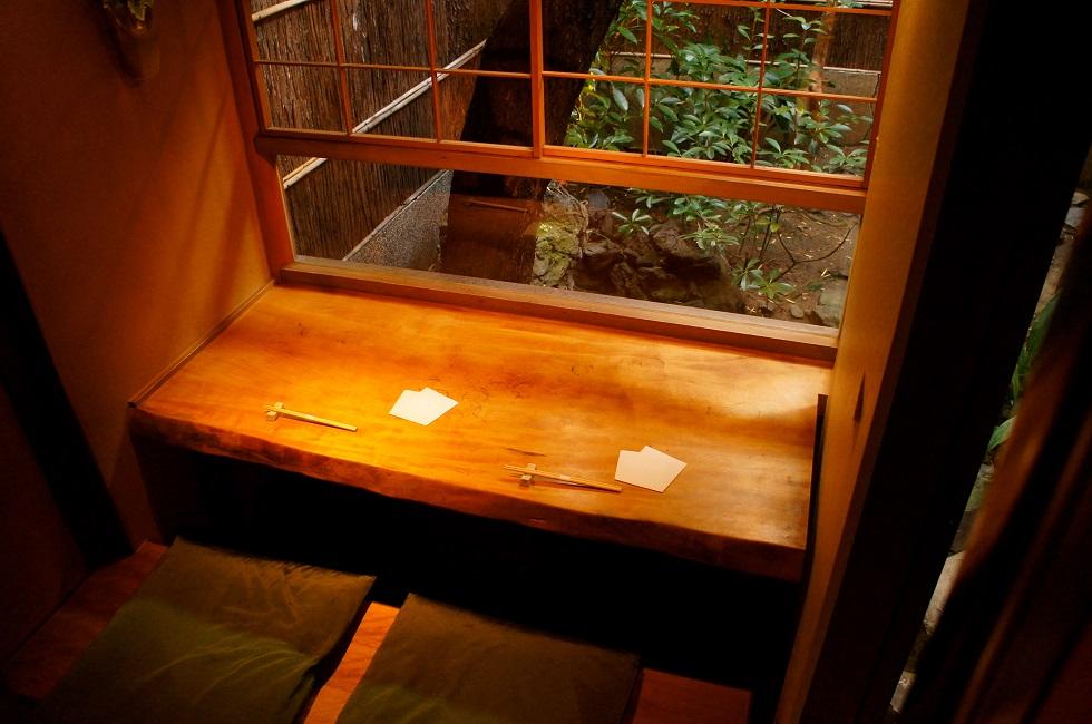 祇園らんぶる_個室2